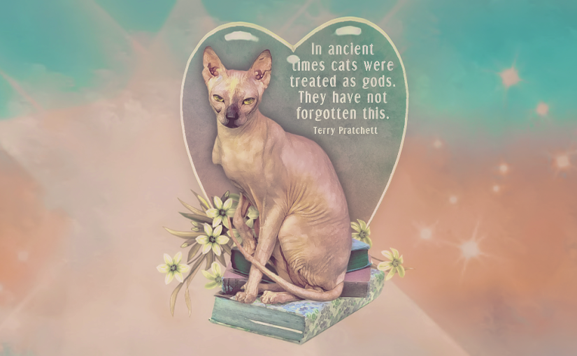 Picture Tubes: Sphynxes